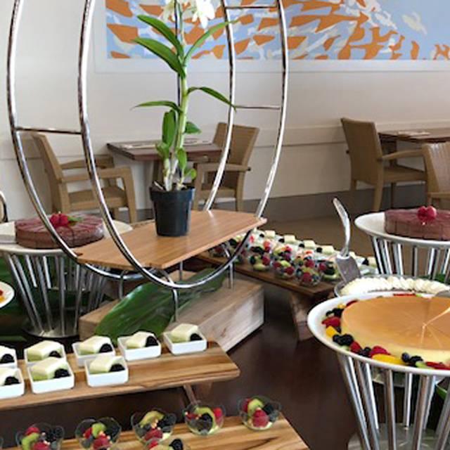 Dessert - The Buffet at Hyatt Waikiki, Honolulu, HI