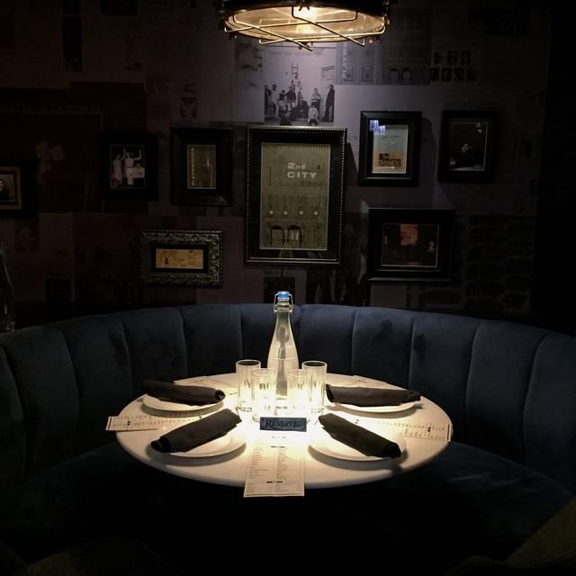 Booth - 1959 Kitchen & Bar, Chicago, IL