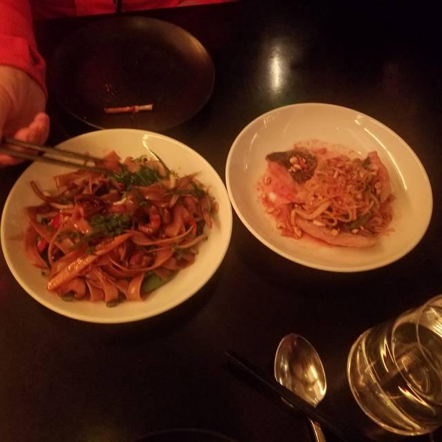 Departure Restaurant + Lounge, Denver, Denver, CO