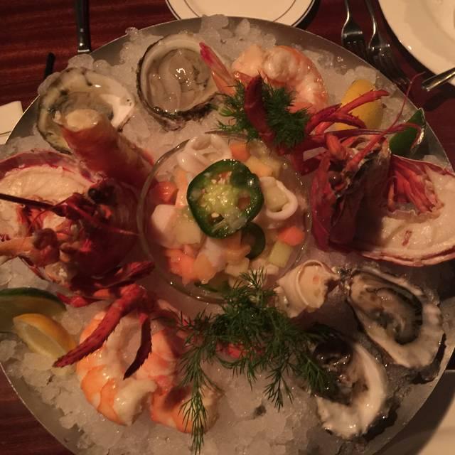 Lobster Bar Sea Grille Miami Beach Menu