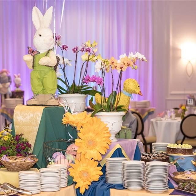 Silverado Resort and Spa - Holiday Buffet in the Grand Ballroom, Napa, CA