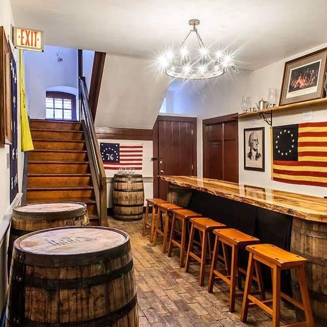 Tavern at the Sun Inn, Bethlehem, PA