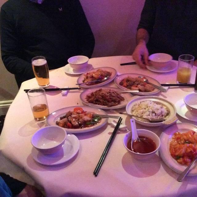 Tiang Restaurant, Woking, Surrey