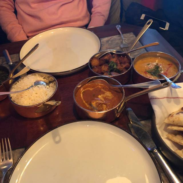Tamarind Kitchen, London