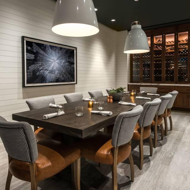 Private dining - Corinne Restaurant, Denver, CO