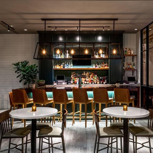 Bar - Corinne Restaurant, Denver, CO