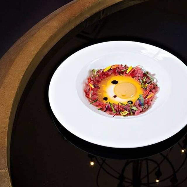 Tuna Ceviche - Castile Restaurant, St. Petersburg, FL