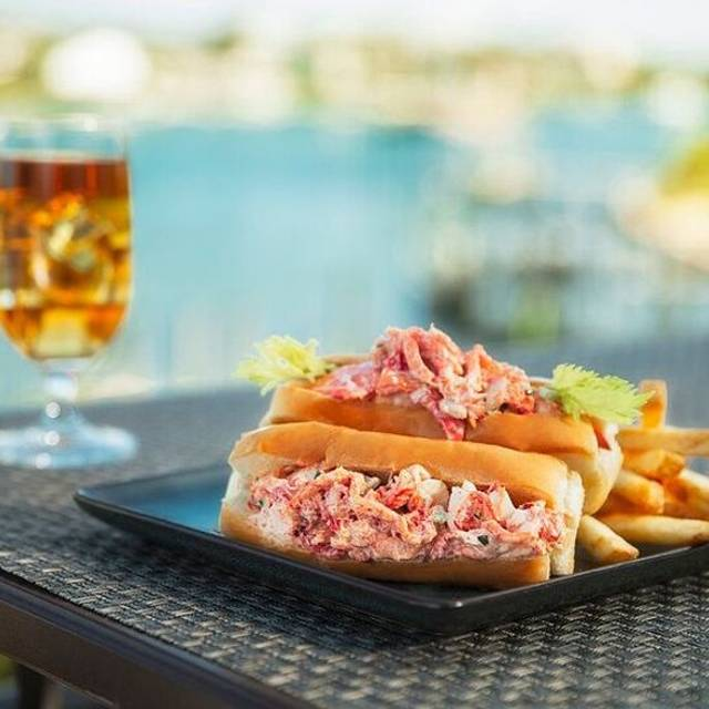 Lobster Roll - Castile Restaurant, St. Petersburg, FL