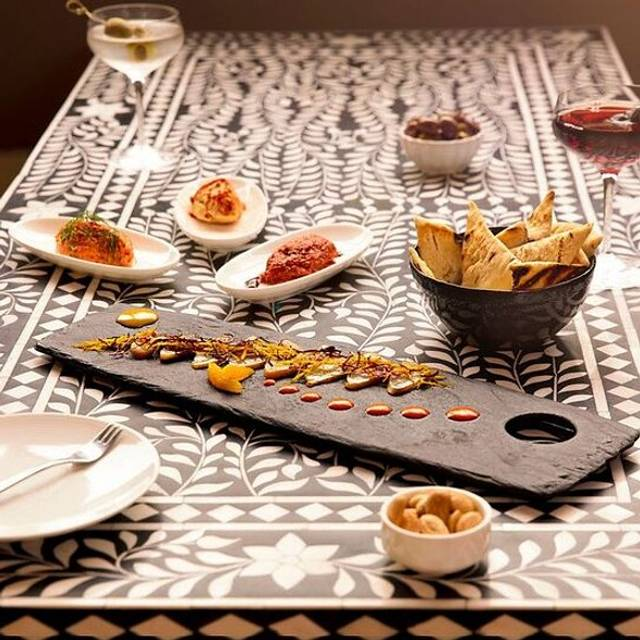 Mediterranean Mezze Platter - Castile Restaurant, St. Petersburg, FL
