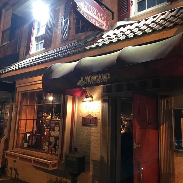Toscano Ristorante, Bordentown, NJ