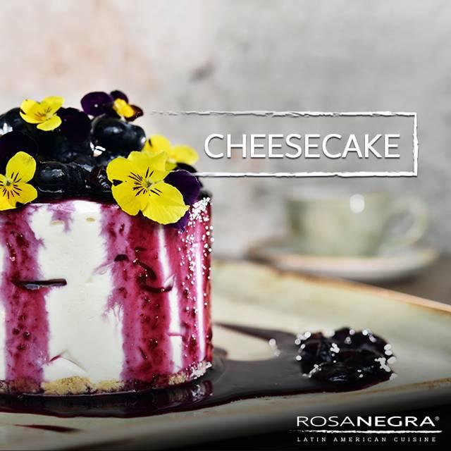 Cheesecake - Rosa Negra - Cancún, Cancún, ROO