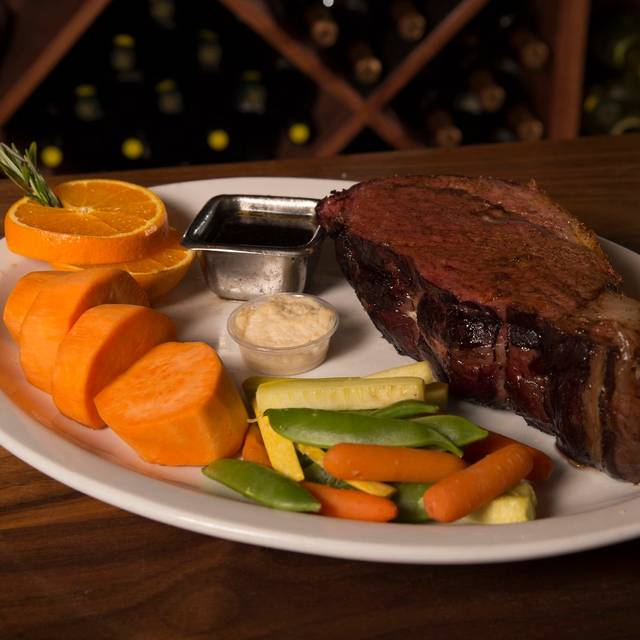 Prime Rib - The Prime Rib Restaurant & Wine Cellar, Gillette, WY