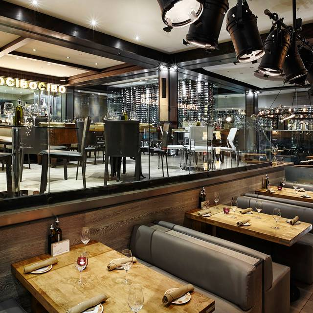 Cibo Wine Bar - Yorkville, Toronto, ON