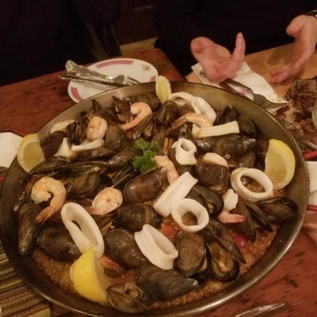 Lobo Iberico Restaurant, Newmarket, ON