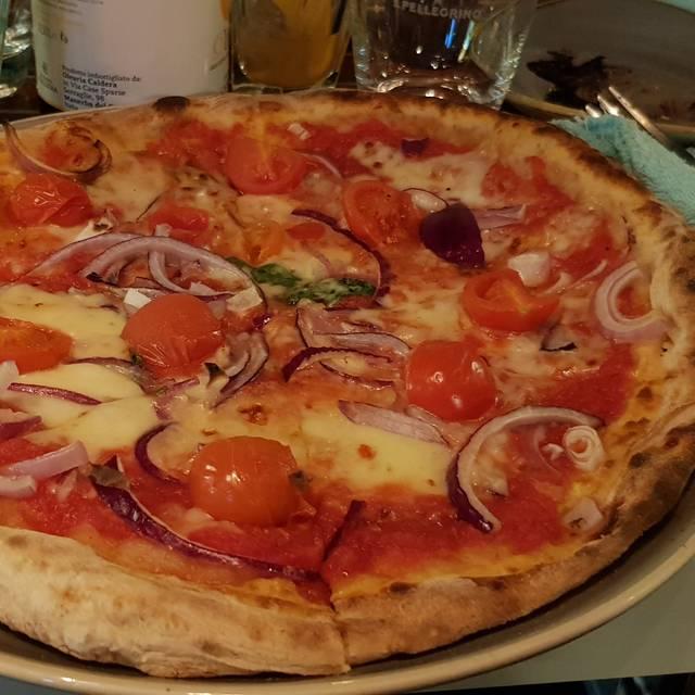 Lella Mozzarella Mainzer Landstraße 78 Pizza & Cucina, Frankfurt am Main, HE