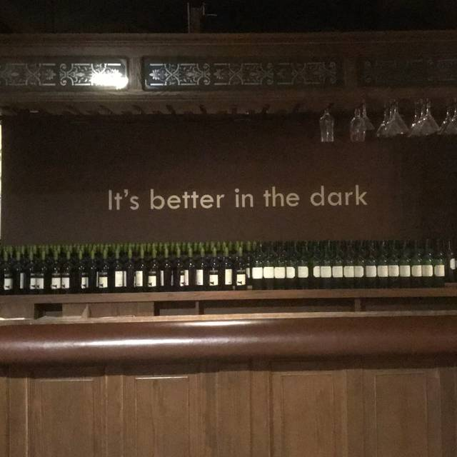 It's better in the dark - O.Noir, Toronto, ON
