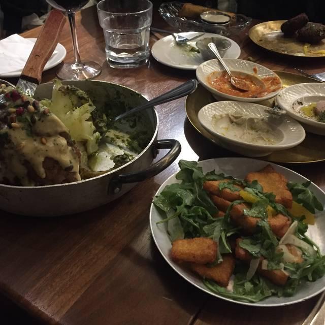 Zohara Mediterranean Kitchen Restaurant