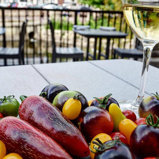 Patio - SixtyFour - A Wine Bar, Naperville, IL