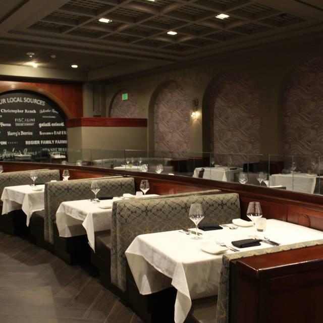 JW's Steakhouse - Marriott LAX, Los Angeles, CA