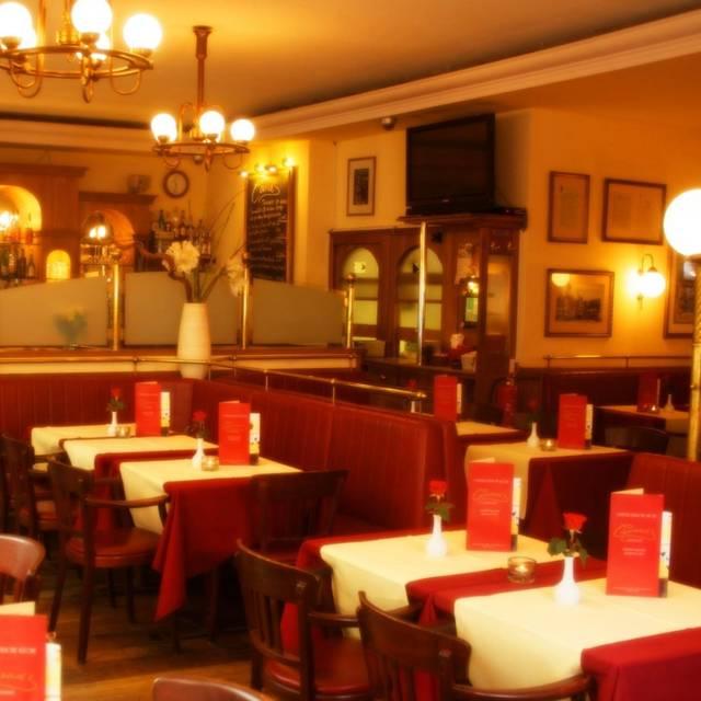 Conrad's Restaurant Frankfurt, Frankfurt am Main, HE
