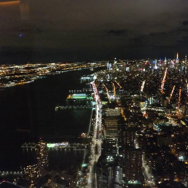 One Dine At One World Observatory Restaurant New York