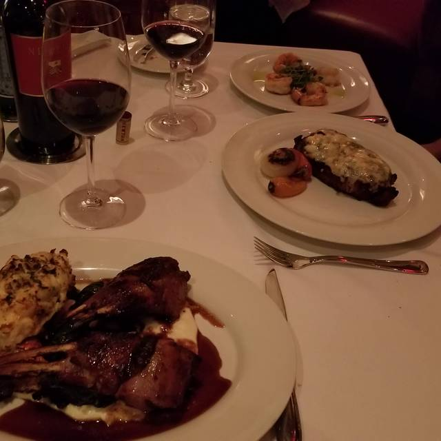 The Steakhouse at Agua Caliente, Rancho Mirage, CA