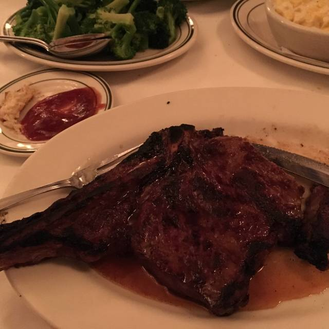Wolfgang's Steakhouse - Beverly Hills, Beverly Hills, CA