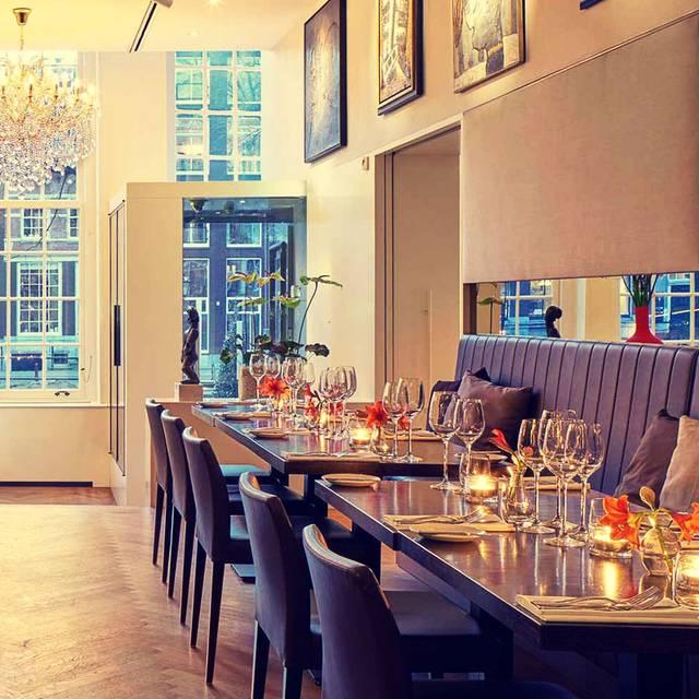 Brasserie Ambassade, Amsterdam, Noord-Holland