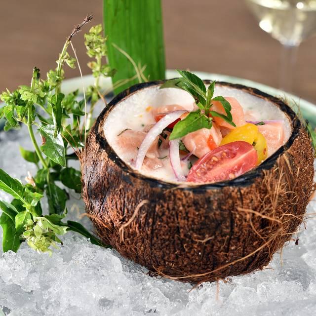 Ceviche De Salmon - Rosa Negra - Tulum, Tulum, ROO