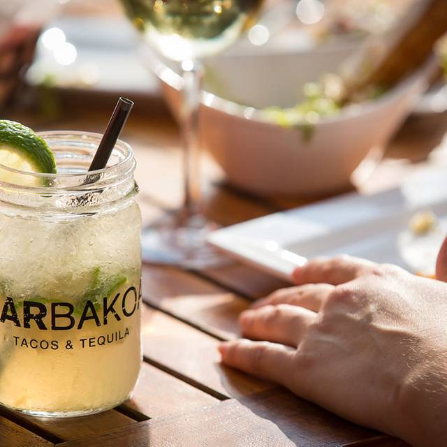 Barbakoa Margarita - Barbakoa, Downers Grove, IL