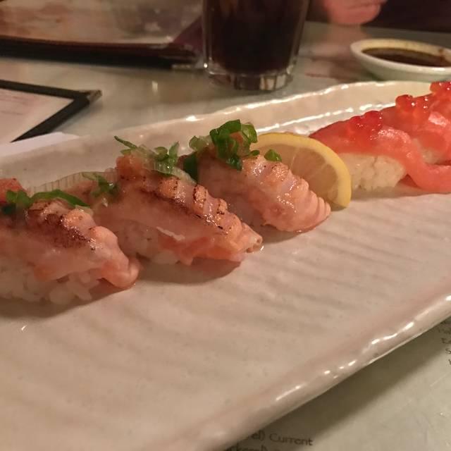 Japanese Restaurant Goshi, San Luis Obispo, CA