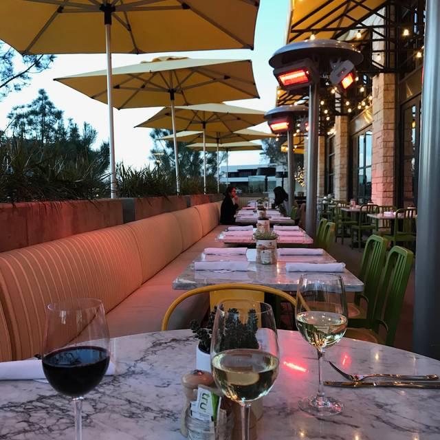 San Diego UTC Restaurant
