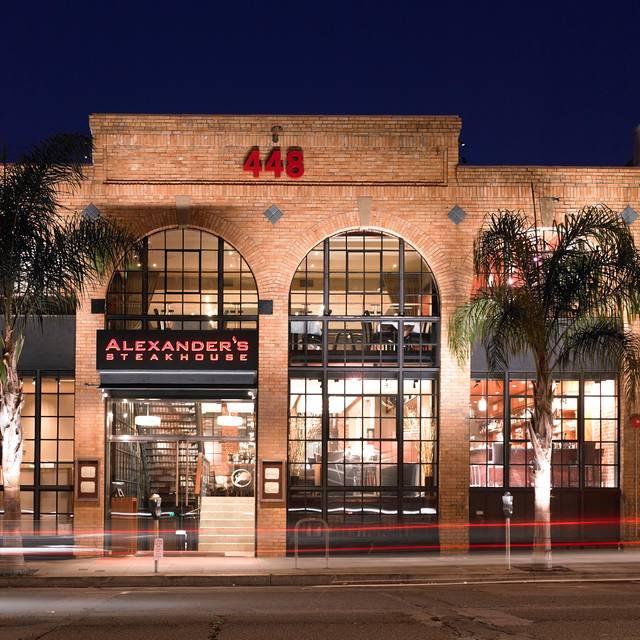 Alexander's Steakhouse - SF, San Francisco, CA