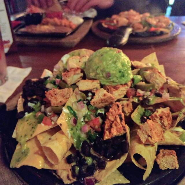 Nacho Daddy Downtown Restaurant Las Vegas Nv Opentable
