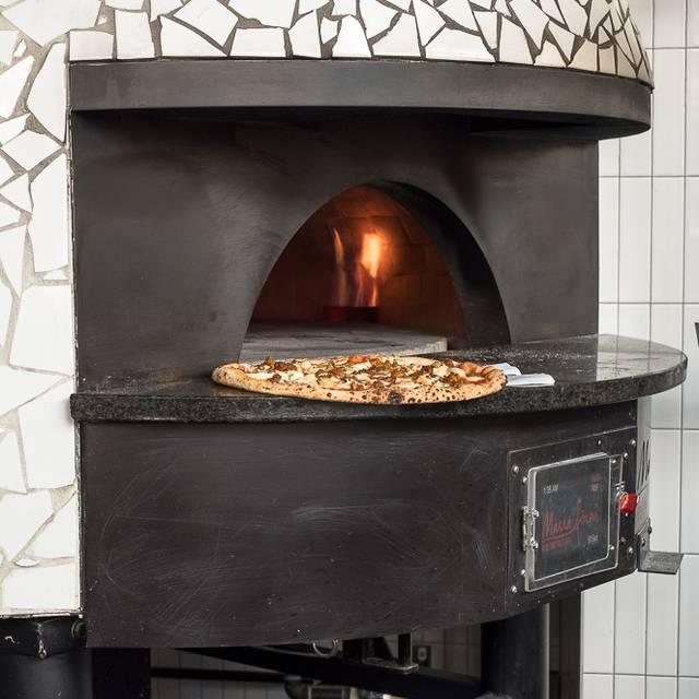 Cinque Terre Marra Forni Pizza Oven - Cinque Terre Ristorante, Seattle, WA