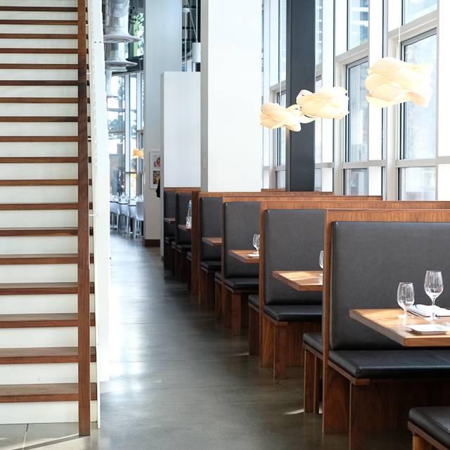 Cinque Terre Dining Interior - Cinque Terre Ristorante, Seattle, WA