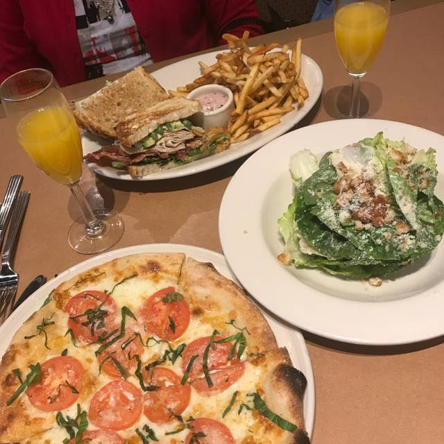 Nordstrom Cafe Lynnwood Menu