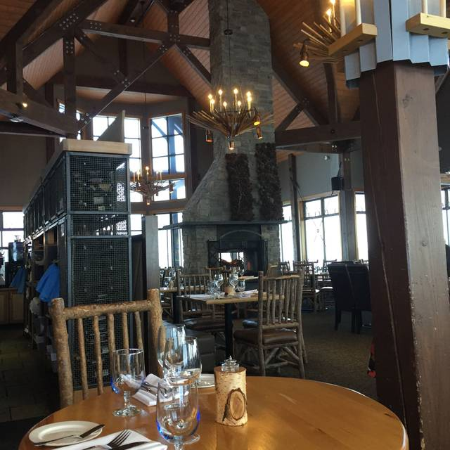Eagle's Eye Restaurant - Kicking Horse Mountain Resort, Golden, BC
