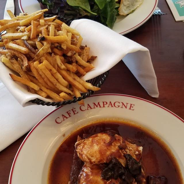 cafe campagne restaurante seattle wa opentable