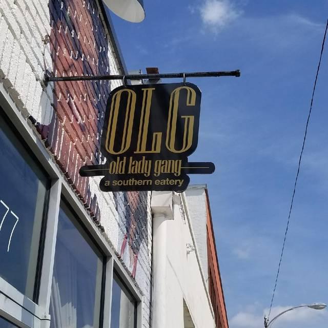 Old Lady Gang, Atlanta, GA