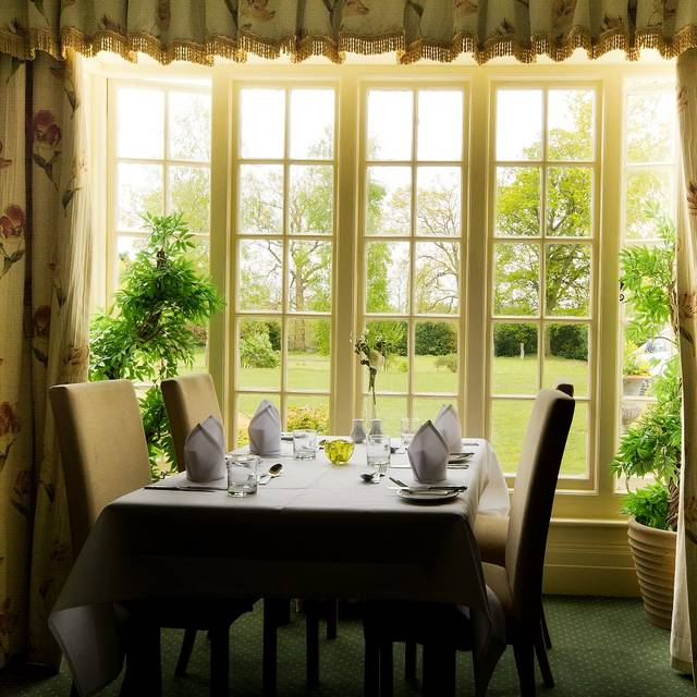 The Vines Restaurant at Lenwade House Country Hotel, Norwich, Norfolk