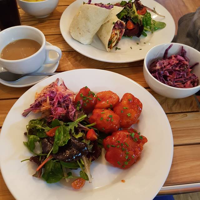 Crazy Bean Vegan Cafe, Leatherhead, Surrey