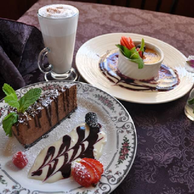 Desserts - The Heartline Cafe, Sedona, AZ