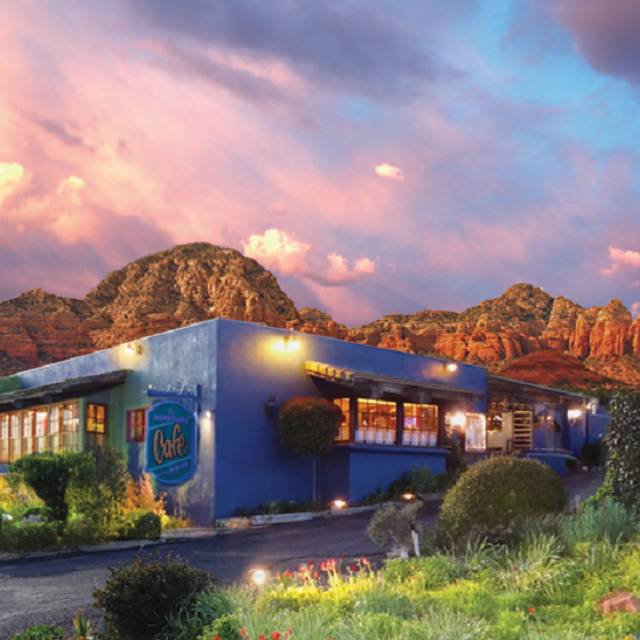 The Heartline Cafe, Sedona, AZ