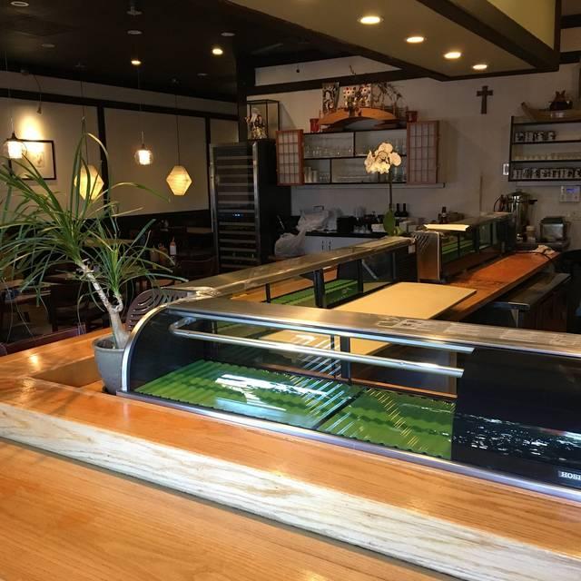 Musashi Japanese Restaurant, Palm Desert, CA