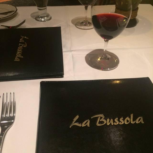 La Bussola Restaurant, Kelowna, BC