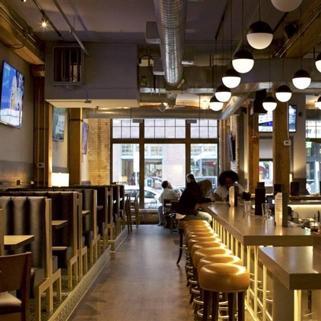 The Loop Bar + Restaurant - North Loop, Minneapolis, MN