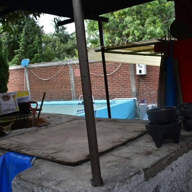 Finca Aurora, Texcoco, CDMX
