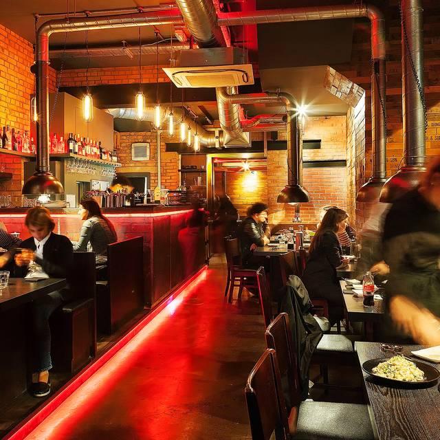 Gogi Inside - Gogi Restaurant, London