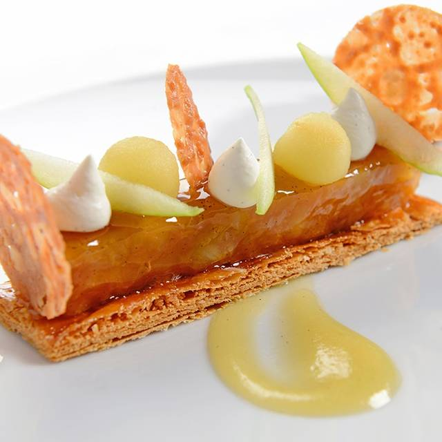 Pomme Caramel - Penrose Room - The Broadmoor, Colorado Springs, CO